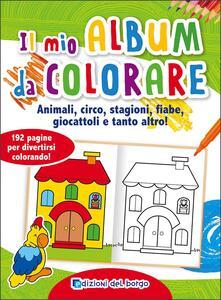 Winniearcher.com Il mio album da colorare. Animali, circo, stagioni, fiabe, giocattoli e tanto altro! Image