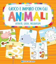 Gioco e imparo con gli animali. Attività, giochi, pregrafismi.pdf