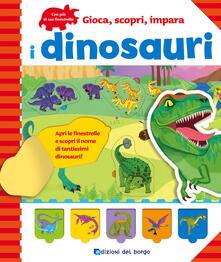 Grandtoureventi.it I dinosauri. Gioca, scopri, impara Image