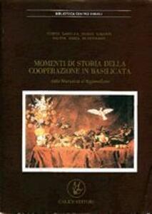 Momenti di storia della cooperazione in Basilicata. Dalla mutualità al regionalismo