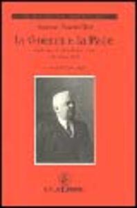 La guerra e la pace. Dal discorso di Nitti a Muro Lucano (1916)