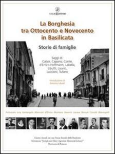 La borghesia tra Ottocento e Novecento in Basilicata. Storie di famiglie