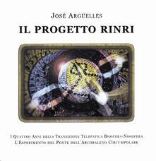 Warholgenova.it Il progetto Rinri. I 4 anni della transizione telepatica biosfera-noosfera. L'esperimento del ponte dell'arcobaleno circumpolare Image