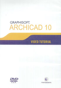 Videotutorial di ArchiCAD 10. DVD-ROM