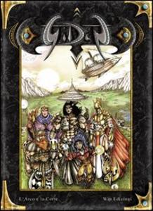 Libro Gildar. Ultima generazione di eroi Gilbert Gallo