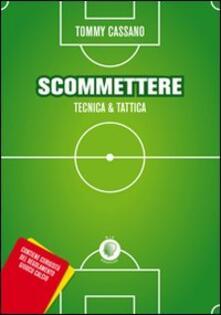 Premioquesti.it Scommettere. Tecnica & tattica Image