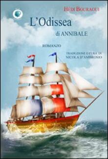L' odissea di Annibale - Hédi Bouraoui - copertina
