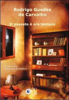 Il passato è ora lontano - Rodrigo Guedes de Carvalho - copertina