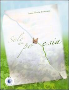 Solo un po' e sia - Anna M. Semeraro - copertina