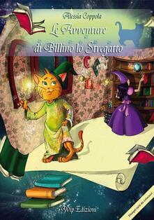 Le avventure di Billino lo Stregatto - Alessia Coppola - copertina