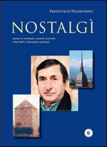 Nostalgì - Francesco Palasciano - copertina