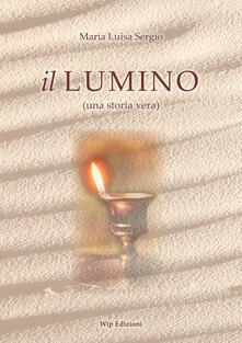 Il lumino - M. Luisa Sergio - copertina