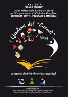 I quaderni del «Consoli». Vol. 2 - copertina