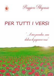 Per tutti i versi - Ruggiero Filograsso - copertina