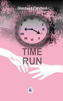 Time run - G. Facchini - copertina