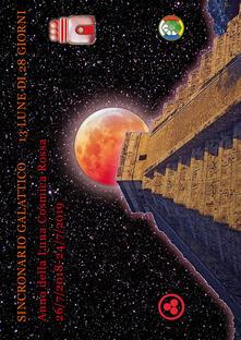 Anno della luna cosmica rossa - Pan Italia - copertina