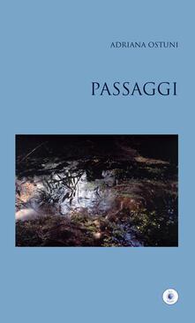Passaggi - Adriana Ostuni - copertina