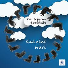Calzini Neri. Fantastoria degli anni 1940-48 - Giuseppina Boccasile - copertina