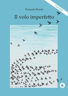 Il volo imperfetto - Pasquale Rimoli - copertina