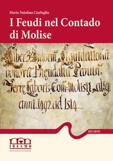 I feudi nel contado di Molise - Maria Natalina Ciarleglio - copertina