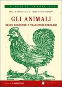 Gli animali nelle leggende e tradizioni popolari