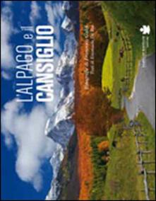 L' Alpago e il Cansiglio - Francesco Galifi,Emanuela Da Ros - copertina