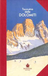 Taccuino delle Dolomiti