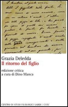 Il ritorno del figlio - Grazia Deledda - copertina