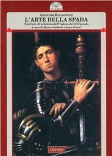 Radiospeed.it L' arte della spada. Trattato di scherma dell'inizio del XVI secolo Image