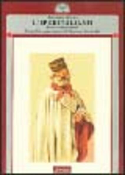 L' iperitaliano. Eroe o cialtrone? Biografia senza censure di Giuseppe Garibaldi - Gilberto Oneto - copertina