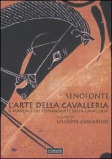Antondemarirreguera.es L' arte della cavalleria. Il manuale del comandante della cavalleria. Testo greco a fronte Image