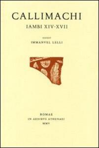 Giambi XIV-XVII