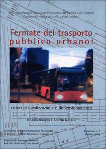 Fermate del trasporto pubblico urbano