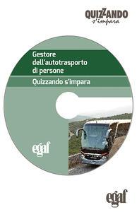 Gestore dell'autotrasporto di persone. DVD-ROM