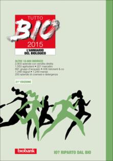 Rallydeicolliscaligeri.it Tutto bio 2015. Annuario del biologico Image
