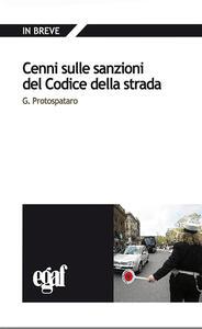 Cenni sulle sanzioni del codice della strada