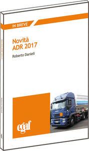 Novità ADR 2017