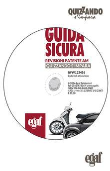 Promoartpalermo.it Guida sicura revisioni patenti AM. DVD-ROM Image