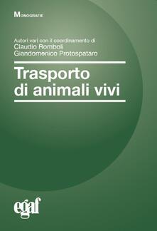 Aboutschuster.de Trasporto di animali vivi Image