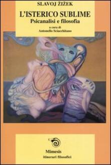 Grandtoureventi.it L' isterico sublime. Psicanalisi e filosofia Image