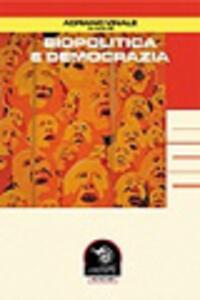 Biopolitica e democrazia