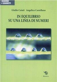 In equilibrio su una linea di numeri