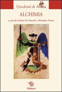 Foto Cover di Alchimia, Libro di  edito da Mimesis