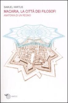 Macaria, la città dei filosofi. Anatomia di un regno.pdf