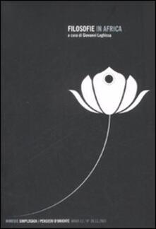Winniearcher.com Simplegadi. Vol. 28: Filosofie in Africa. Image
