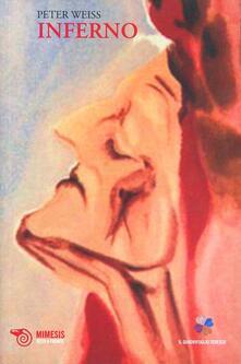 Inferno - Peter Weiss - copertina