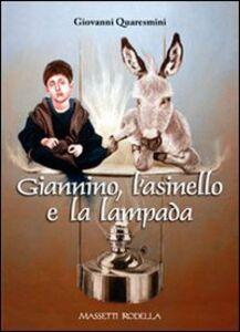 Giannino, l'asinello e la lampada