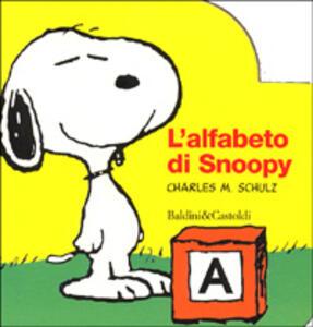L' alfabeto di Snoopy