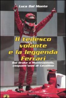 Listadelpopolo.it Il tedesco volante e la leggenda Ferrari. Dal Drake a Montezemolo, cinquant'anni di Cavallino Image