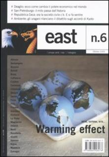 Voluntariadobaleares2014.es East. Vol. 6: Warming effect. Irene, Katrina, Rita.... Image